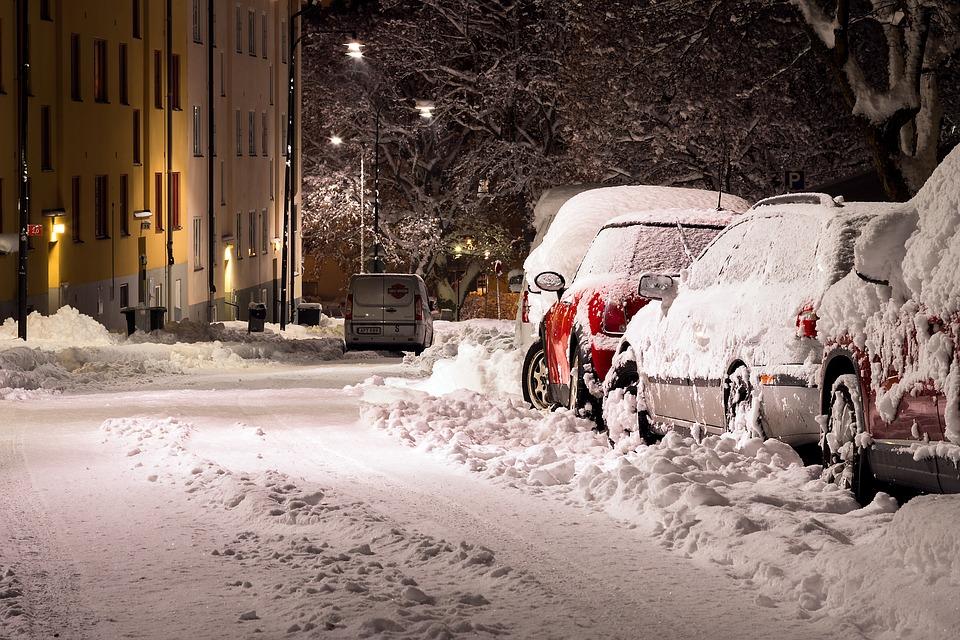 Фото картинки зима метель и снег